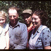 Bronson Keall & Family - Ex. President Mount Hope Farm Machinery Co-op.  North Battleford.  07/21/1949