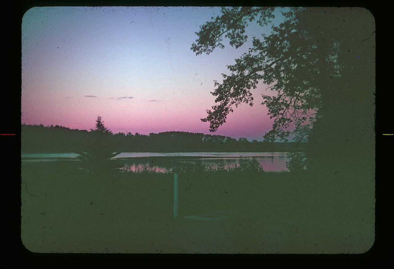 Madge lake at Sun Down Kamsack 09/13/1949