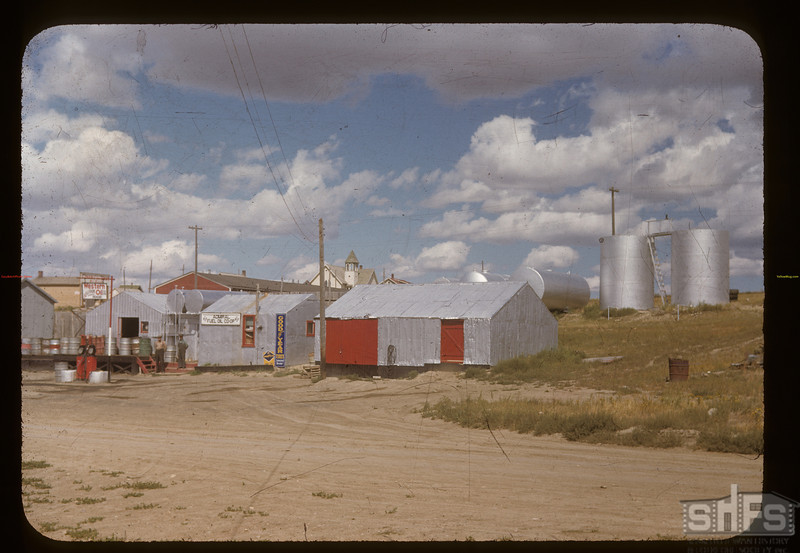 Admiral co-op oil tanks.	 Admiral.	 08/20/1948