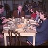Instructor's Table Youth Training School Kenosse Lake 11/26/1946