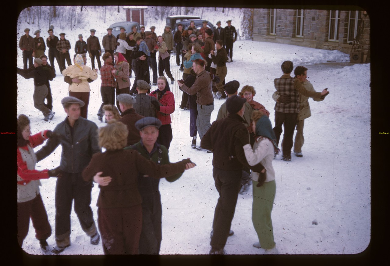 Youth Training School Kenosse Lake 11/26/1946