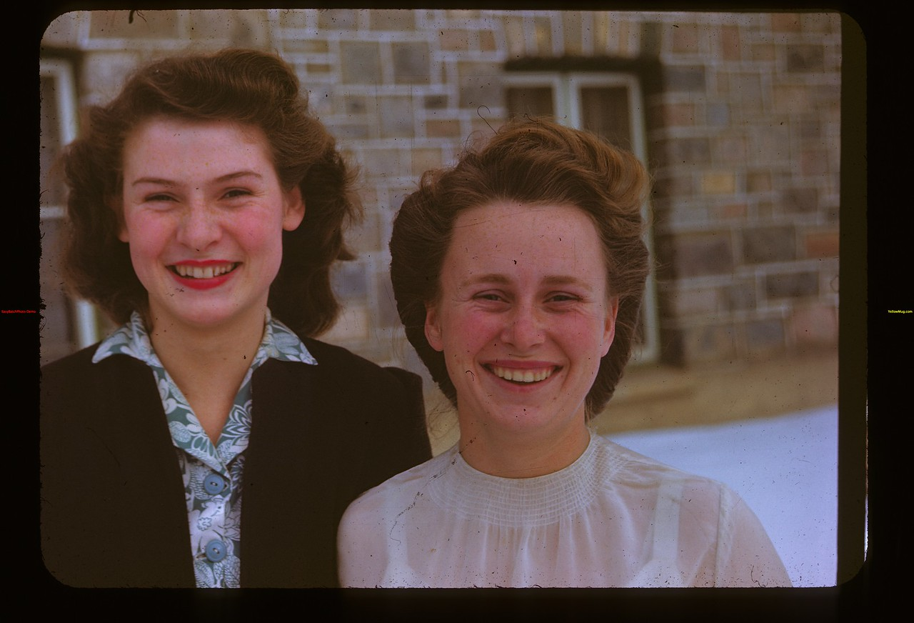 Pianists. Y-T-School Kenosse Lake 11/27/1946