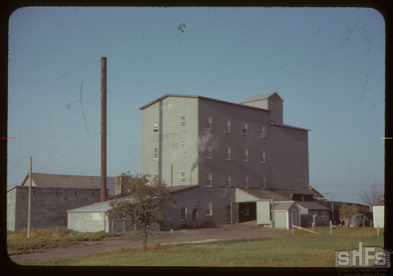 Co-op flour mill owned by S.C.W.S..  Outlook.  08/24/1942