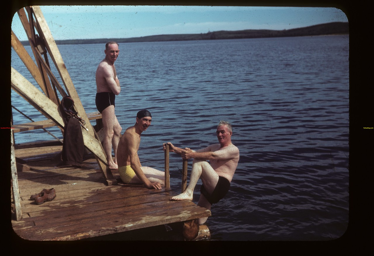 Land lubbers at Loon Lake Loon Lake 07/24/1949