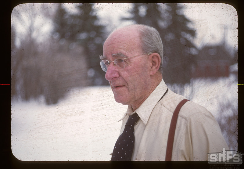 Don Mackay son of Angus Mackay Indian Head 01/09/1948