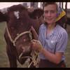 Anne Penson - Baby Beef Club Show. Mankota 06/05/1946