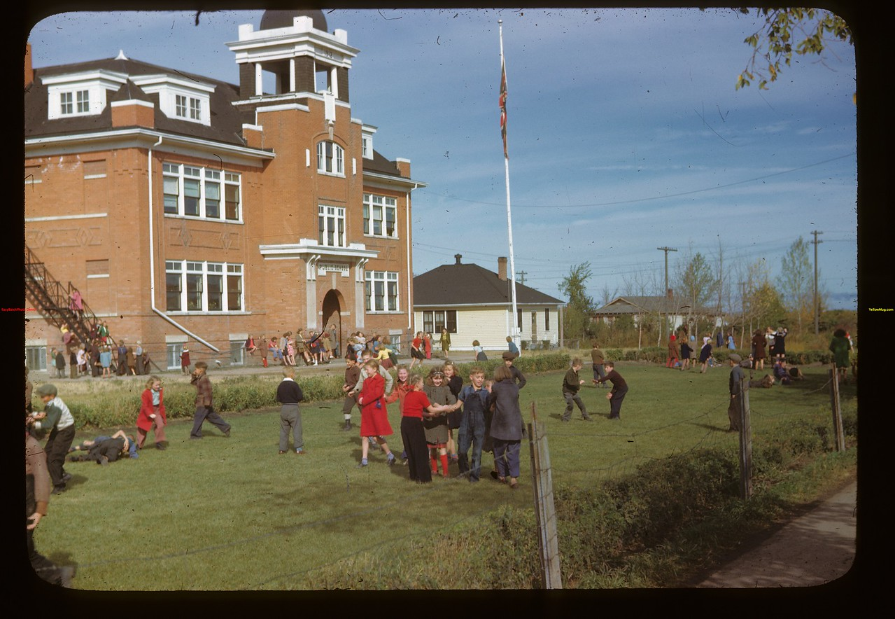 Melfort school Melfort 09/26/1946