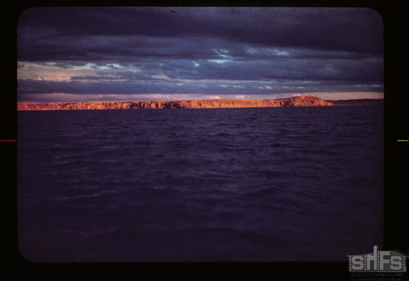 East side Upper Makwa Loon Lake 10/04/1944