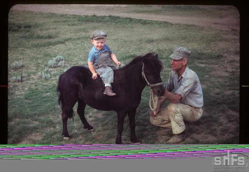 Hughie McDonough and Ellis Crichton 06/20/1949