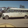 Consumer's Co-op Refinery employees bus.  Regina.  07/16/1949