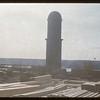 Lumber mill smoke stack. Big River. 10/03/1948