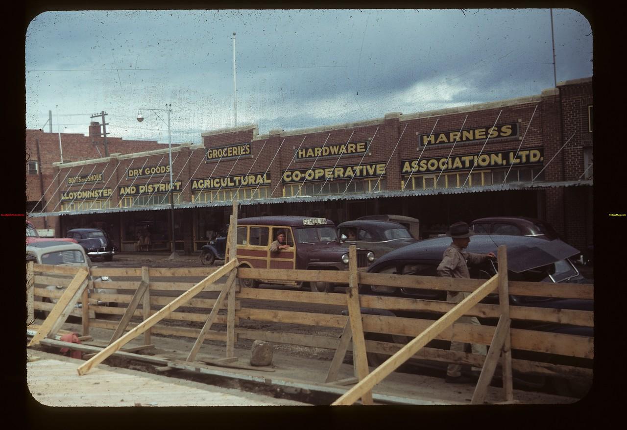Lloydminster Co-op Store Lloydminster 06/22/1949