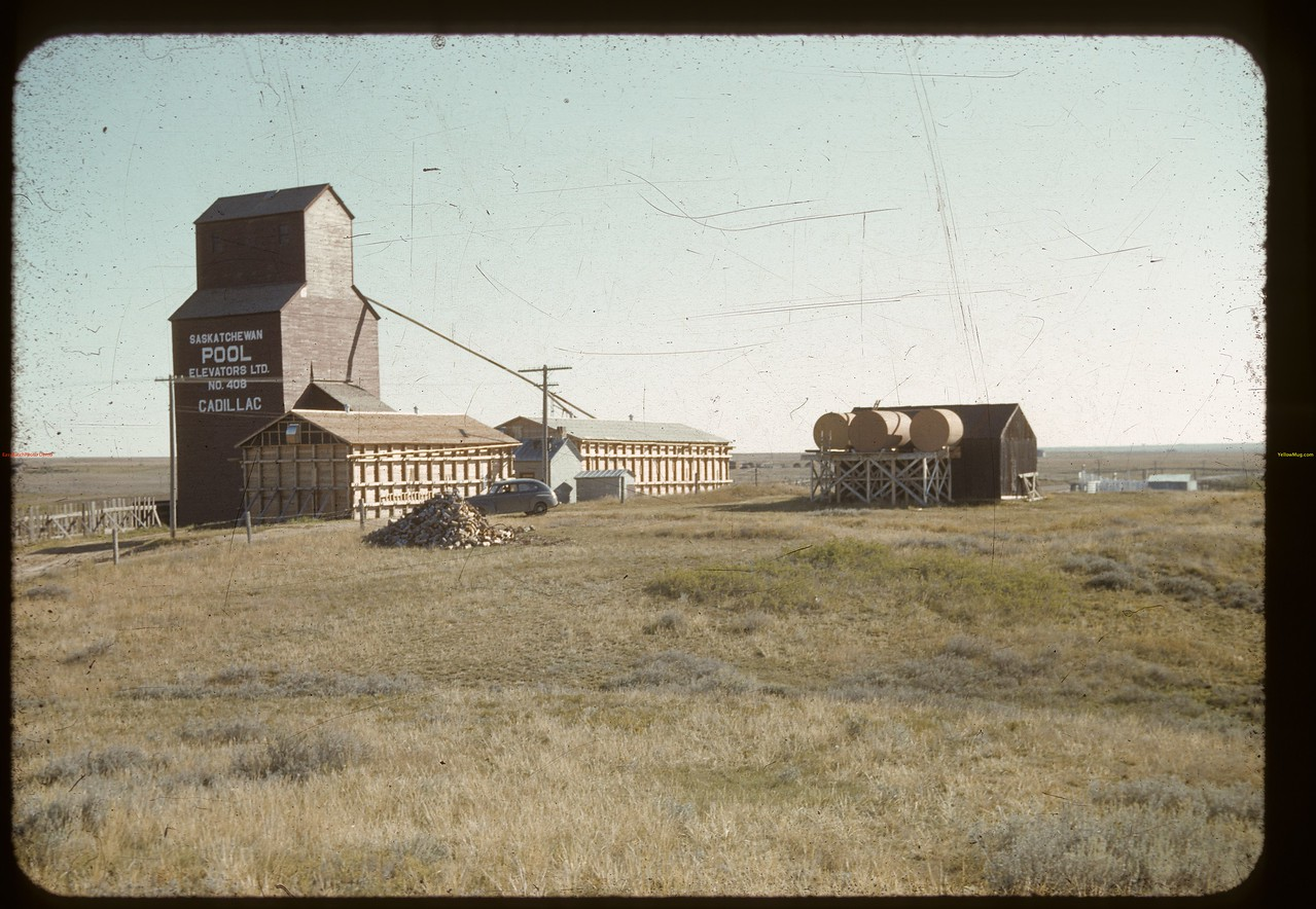 Pool el & Co-op Oil Cadillac 09/18/1941