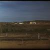 Co-op houses from SW on co-op farm.  Sturgis.  09/17/1949