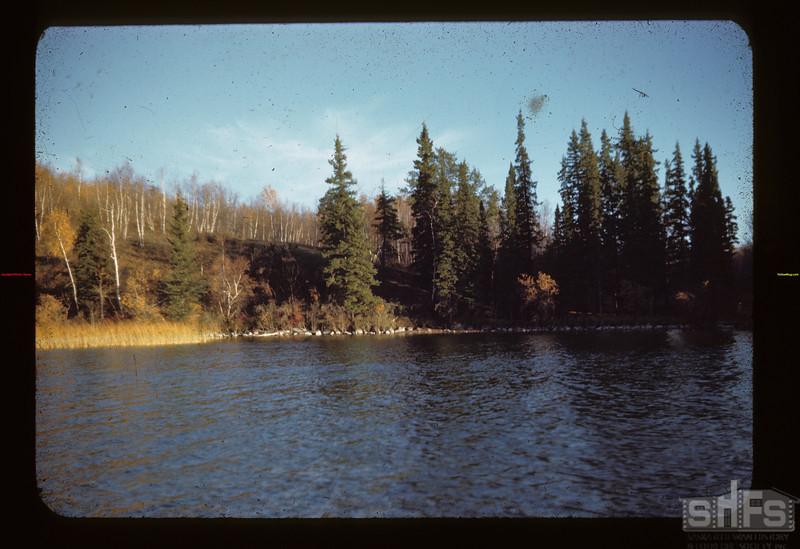 S. West Upper Makwa Loon Lake 10/09/1944