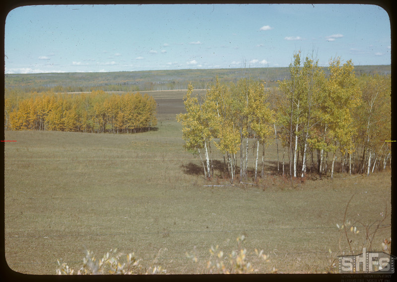 Lost river valley - west of Nipawin.  Nipawin.  09/27/1946