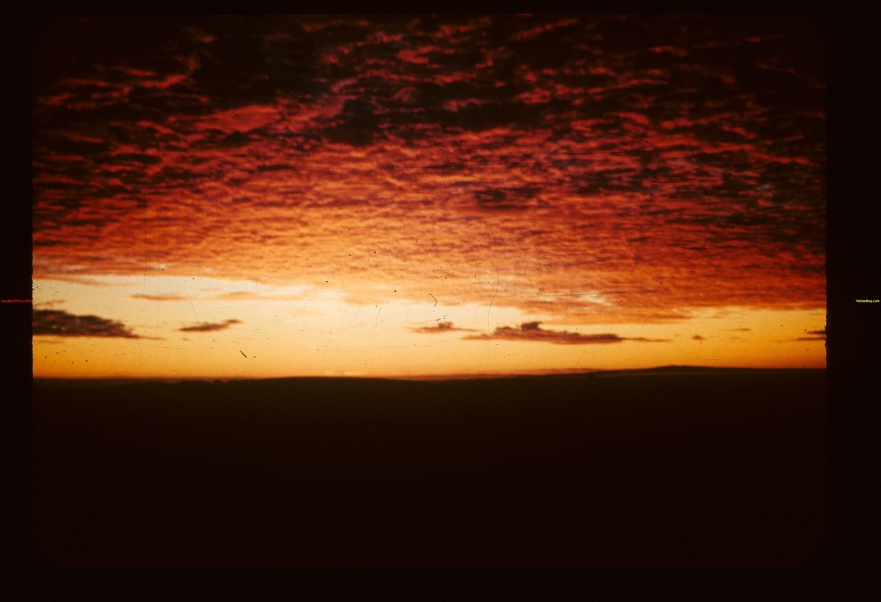 Sunrise at Jas. Perkins. Hewitt's Landing 09/16/1941