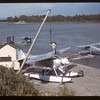 Pontoon plane on North Sask. River. Prince Albert 05/20/1944