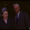 O.W. Valleau (Minister of Social Welfare) and Mrs. Valleau.  Regina.  08/11/1947