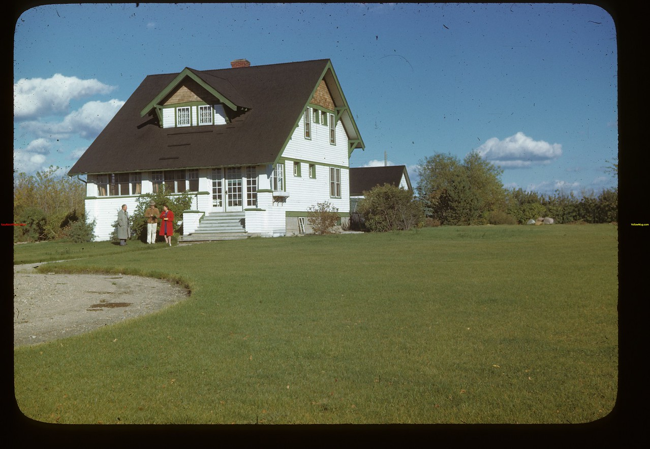 Home of Jack MacPhail - Dominion Experimental Farm	 Melfort	 09/28/1946