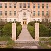 Entrance to convent Gravelbourg 06/12/1947