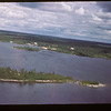 Sun breaks thru on Lac La Ronge	 La Ronge	 06/21/1946