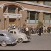 U.S. Co-op tour visits Fed. Co-op's Head Office. Saskatoon 08/12/1946
