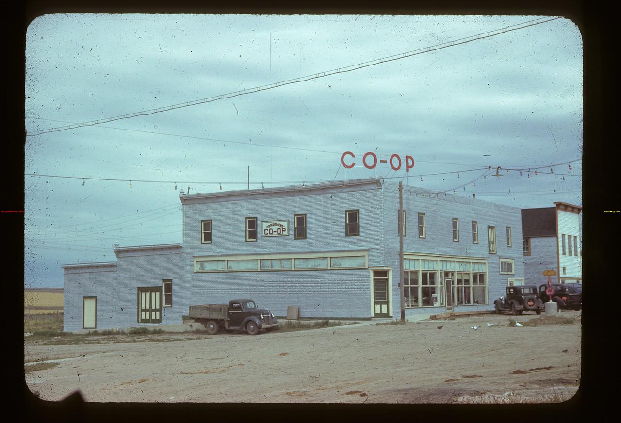 La Fleche Co-op Store purchased from T. H. Bourassa La Fleche 08/29/1942