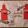 "Poster showing ""Line = Profits; Pool = Savings"".  Regina.  05/22/1948"