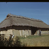 Polish Joe Mareski's thatched graineries.	  Gronlid. 09/27/1946