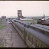 Trains from Humboldt - Prince Albert & Saskatoon. Wakaw. 06/08/1947
