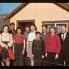 Jr. grain club meeting at the Shack. Frenchman Butte 03/21/1944