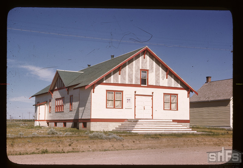 Cadillac Community Hall Cadillac 07/02/1946