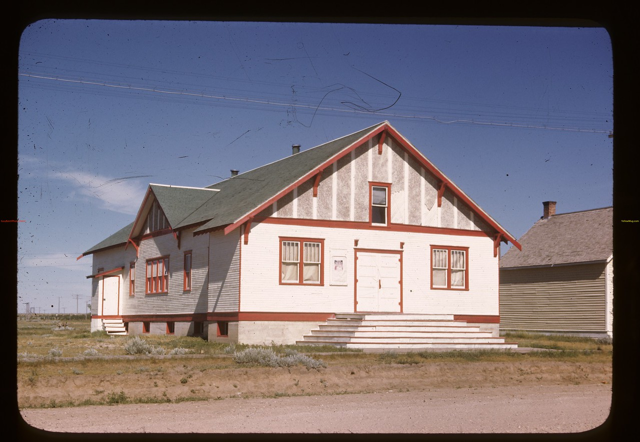 Cadillac Community Hall	 Cadillac	 07/02/1946