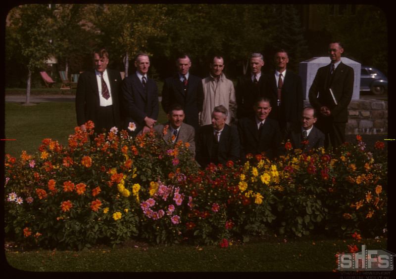 Directors - Riverview Credit Union..  North Battleford.  09/21/1947