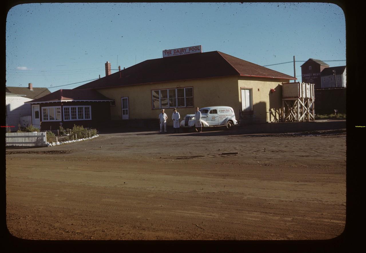 The dairy pool Melfort 09/28/1946