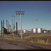 Consumer's Co-op refinery from the east.  Regina.  10/04/1942