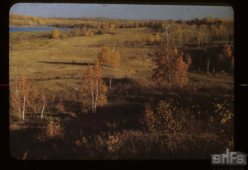 Big Bear's Trail-L.L. Island N. E. Shore Loon Lake 10/02/1948
