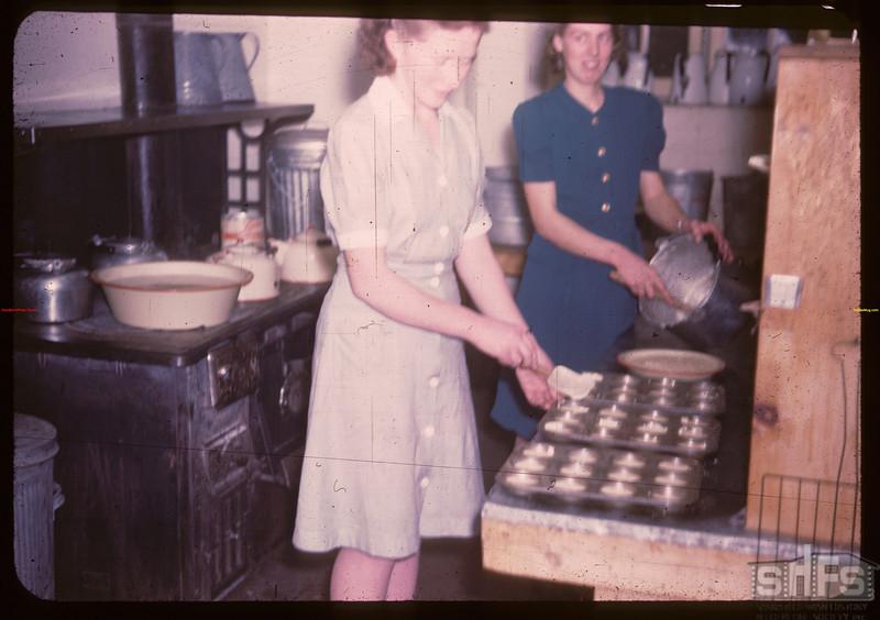 Johnny Cake Kenosee Lake 11/26/1946