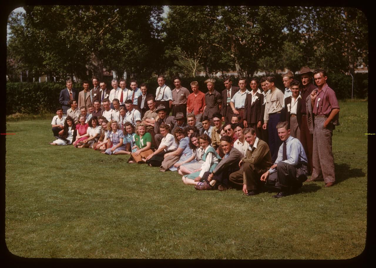 Regina Co-op School.  Regina.  07/07/1947