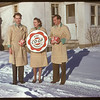 Co-op store staff..  North Battleford.  02/02/1948
