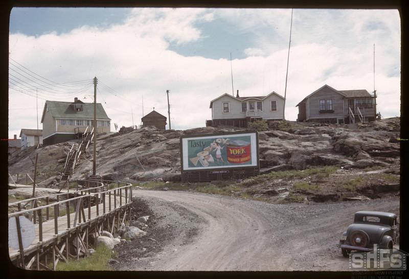 Flin Flon's rock foundations. Flin Flon. 06/22/1946