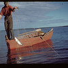 Andy Kulyk - commercial fishing	 Loon Lake	 08/22/1944