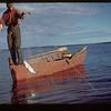 Andy Kulyk - commercial fishing Loon Lake 08/22/1944