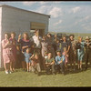 Refreshment booth - Calf Club show.	 Mankota	 06/08/1948