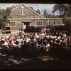 Montana Junior Clubs visit Saskatchewan Clubs - Community Centre. Eastend. 06/11/1949