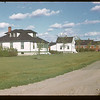 Housing and lawn at Dominion Experimental Station	 Melfort	 09/28/1946