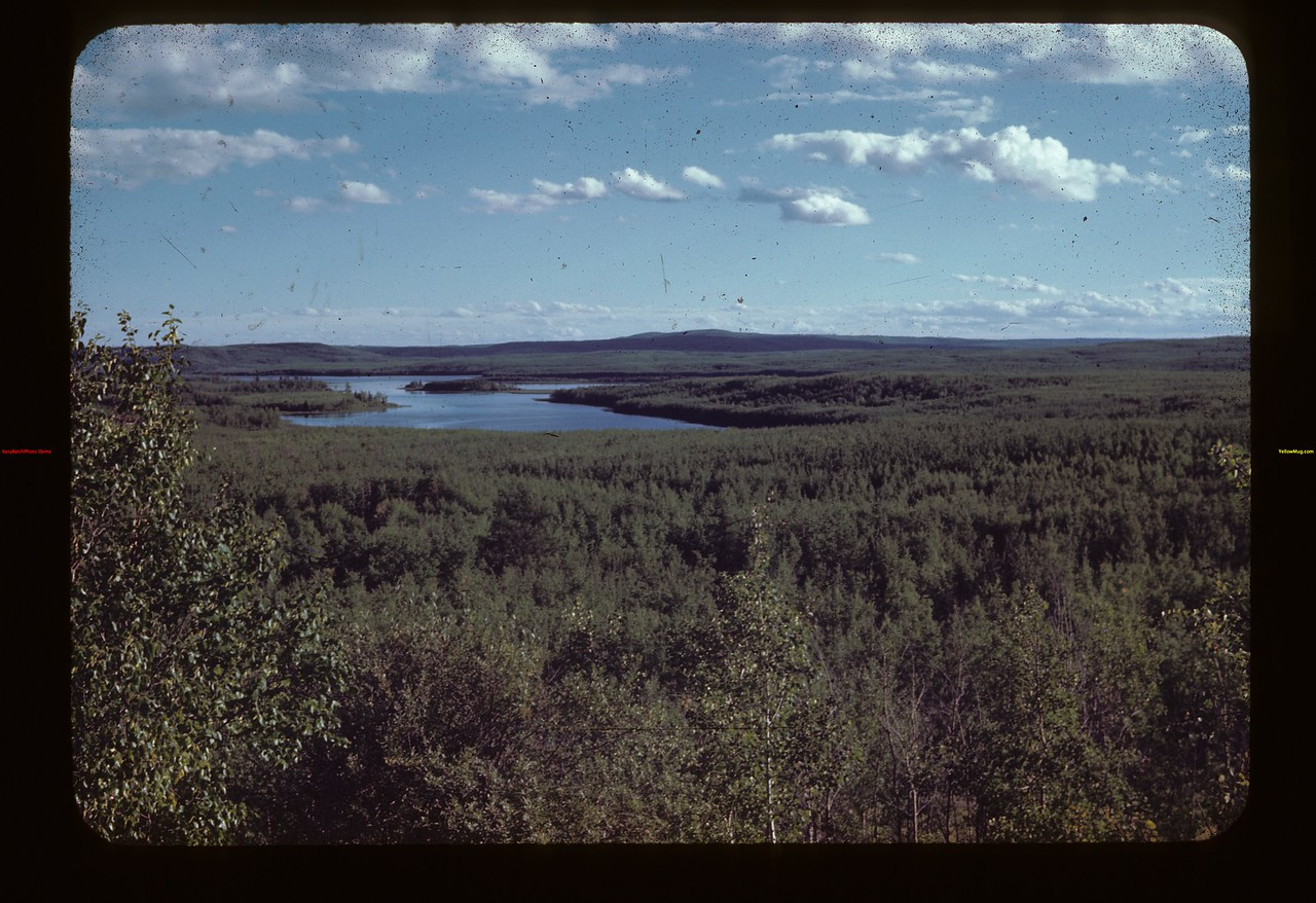 From S'toon Settlement Road near Upper Makwa Loon Lake 08/21/1944