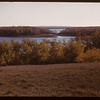 Round Lake - looking S.W. from Anglican Indian School.  Onion Lake.  10/01/1947