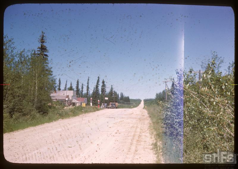 """Northside"" 22 miles north of Prince Albert.  Prince Albert.  06/18/1946"